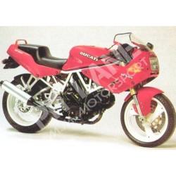 Ducati SS 350 - SS 400 1994-1997 Carena Stradale in vetroresina