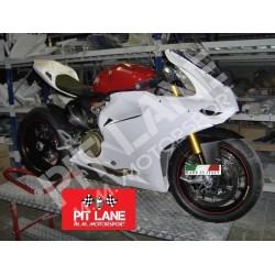Ducati Panigale 1199 2012-2015 KIT Racing fairing in fiberglass