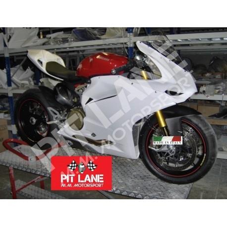 Ducati panigale 1199 KIT Racing fairing in fiberglass