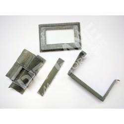 Lancia DELTA EVOLUZIONE - Lancia DELTA INTEGRALE 16v Kit per radiatore acqua riscaldamento cruscotto Delta gr.A