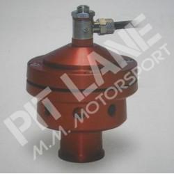 Lancia Delta Pop-off valve external exhaust