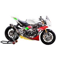 APRILIA TUONO V4 R 2011-2014 KIT Racing fairing in fiberglass