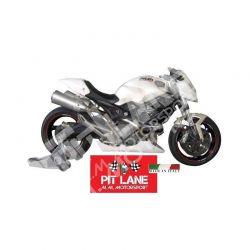 DUCATI MONSTER 696-796 2008-2015 KIT Racing in vetroresina