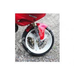 Ducati SS 350 - SS 400 1994-1997 Parafango anteriore in vetroresina