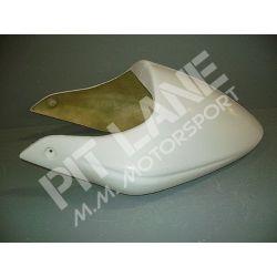 DUCATI SS 750 - 800 - 1000 1998-2004 Solo Seat in fiberglass