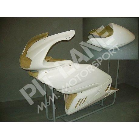 Ducati SS 750-800-1000 1998-2004 Road Kit fairing in fiberglass