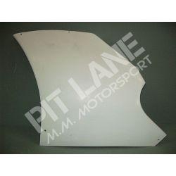 Ducati 748 - 998 2002 Fiancata sinistra in vetroresina Racing