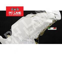 Ducati 749-999S 2003-2004 Fiancata destra in vetroresina Racing