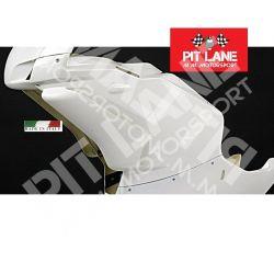 Ducati 749-999S 2003-2004 Racing Left panel in fiberglass