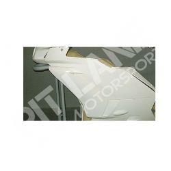 Ducati 749-999S 2003-2004 Left panel in fiberglass