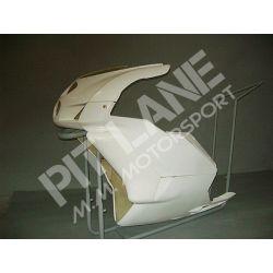 Ducati 749-999S 2005-2006 Verkleidung Original mit Leuchtturm Attacken aus Fiberglas