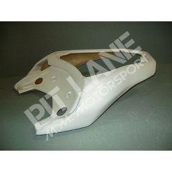 Ducati 749-999S 2005-2006 Codone Biposto per Sella Originale in vetroresina
