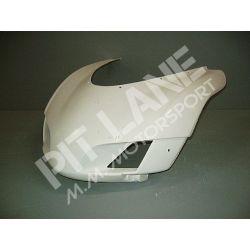Ducati 749-999S 2005-2006 Upper Fairing Racing in fiberglass