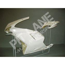 Ducati 848 - 1098 - 1198 2007-2011 KIT Stradale in vetroresina