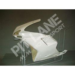 Ducati 848 - 1098 - 1198 2007-2011 Carena anteriore stradale con attacco faro