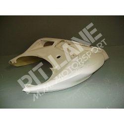 Ducati 848 - 1098 - 1198 2007-2011 Codone Biposto per Sella Originale in vetroresina