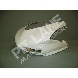 Ducati 848 - 1098 - 1198 2007-2011 Cupolino Racing in vetroresina