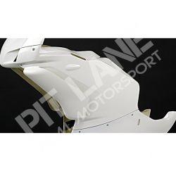 Ducati 848 - 1098 - 1198 2007-2011 Fiancata sinistra in vetroresina