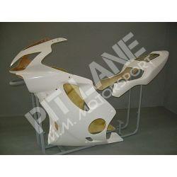 Honda CBR 600FS 2001-2004 KIT Stradale in vetroresina