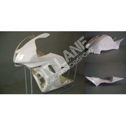 Honda CBR 600RR 2007-2008 KIT Racing in vetroresina