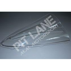 Kawasaki ZX-10R 2006-2007 Plexiglas doppia bombatura trasparente racing