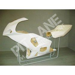 SUZUKI GSX-R 600 / 750 2001-2003 KIT Racing fairing in fiberglass