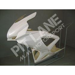 Suzuki GSX-R 600/750 2008-2010 Racing fairing in fiberglass