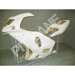 SUZUKI GSX-R 1000 2001-2002 KIT Stradale in vetroresina