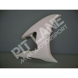 YAMAHA R6 2003-2005 Fiancata destra in vetroresina