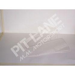 Yamaha R6 2006-2007 Plexiglas doppia bombatura