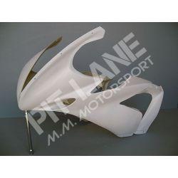 YAMAHA R1 2004-2006 Carena Superiore RACING in vetroresina