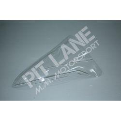 Yamaha R1 2009-2014 Plexiglas Doppia bombatura