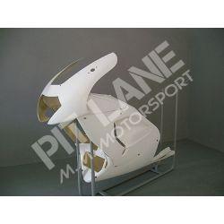 APRILIA RSV 1000 2001-2003 Carena Anteriore Originale con attacchi faro in vetroresina