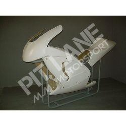 APRILIA RSV 1000 2001-2003 KIT Racing fairing in fiberglass