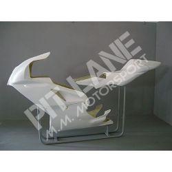 APRILIA RSV 1000 2006-2008 KIT Racing fairing in fiberglass