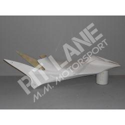 APRILIA RSV4 2009-2014 Only seat for origianal mounting in fiberglass