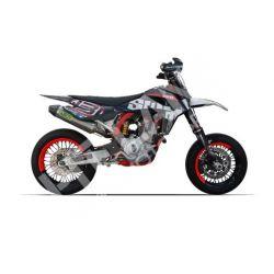 SWM 450/500 Cross-Enduro Carter