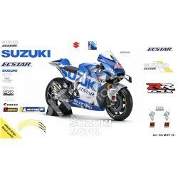 Race replica stickers kit Suzuki MotoGP 2020