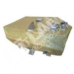 Lancia DELTA INTEGRALE 16v Intercooler cooling tank (under codriver footrest)