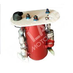 LANCIA DELTA INTEGRALE 16v - LANCIA DELTA EVOLUZIONE Fuel tank flange with collector tank (with Bosch pumps and filters)