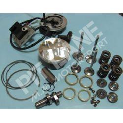 GM 500 Titanium (2000-2013) Complete kit