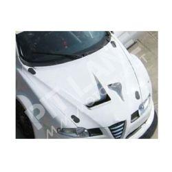 Alfa Romeo GT Front bonnet in fiberglass