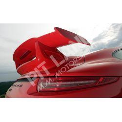 Porsche 911 991 GT3 3.8 Rear Spoiler in fiberglass