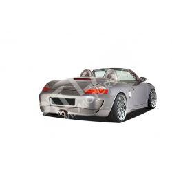 Porsche BOXSTER 986 Paraurti posteriore in vetroresina