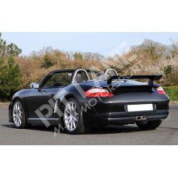 Porsche BOXSTER 987 Rear Spoiler in fiberglass