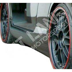 AUDI TT / 8N Coppia minigonne laterali in vetroresina