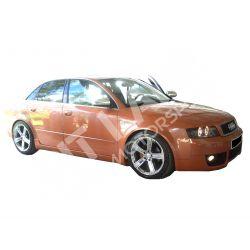 AUDI A4 - B6 RS4 LOOK minigonne laterali in vetroresina