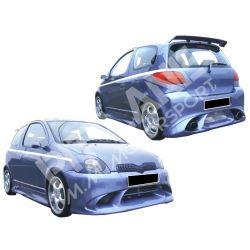 Toyota Yaris Infinity KIT CARROZZERIA in vetroresina