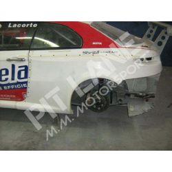 Alfa Romeo GT Coppia parafanghi posteriori in vetroresina