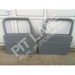 Jeep Wrangler YJ Pair of door in fiberglass